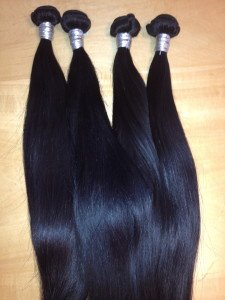 Russian Straight Hair Extensions