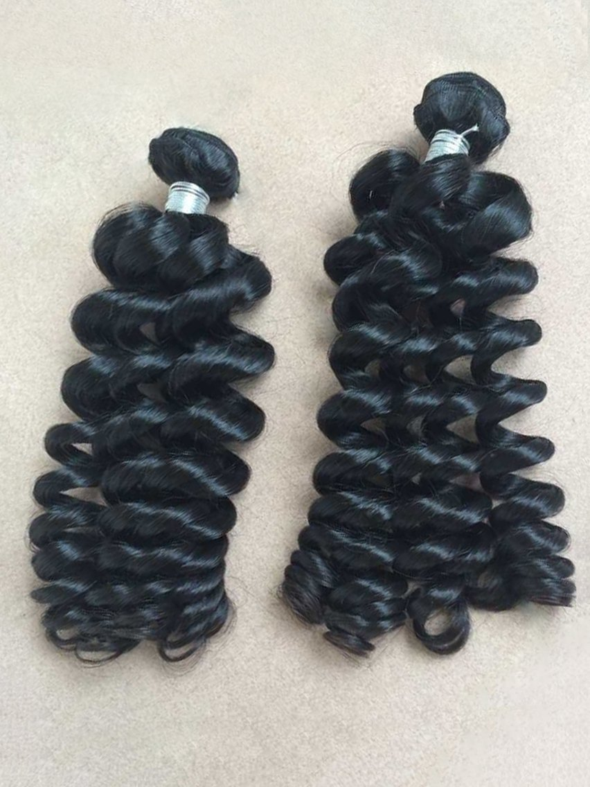 burmese loose wave human hair