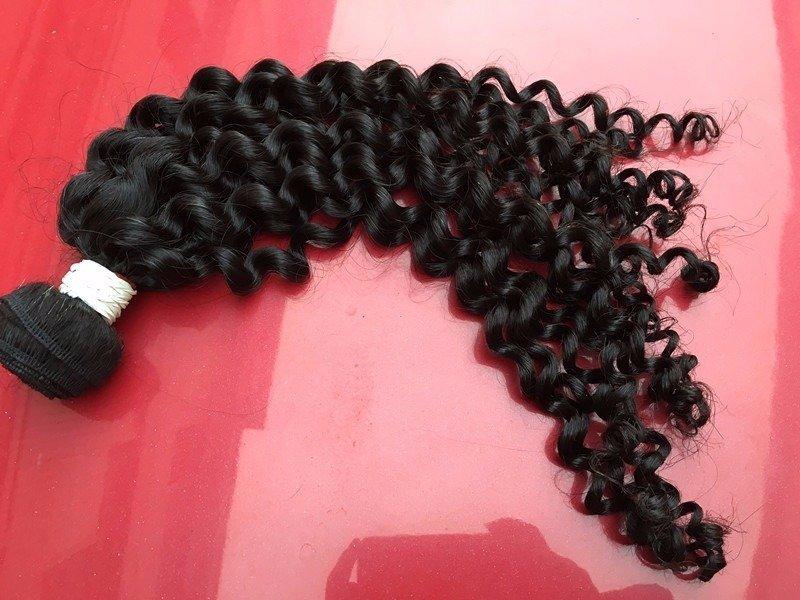 Kinky Curly Hair-2