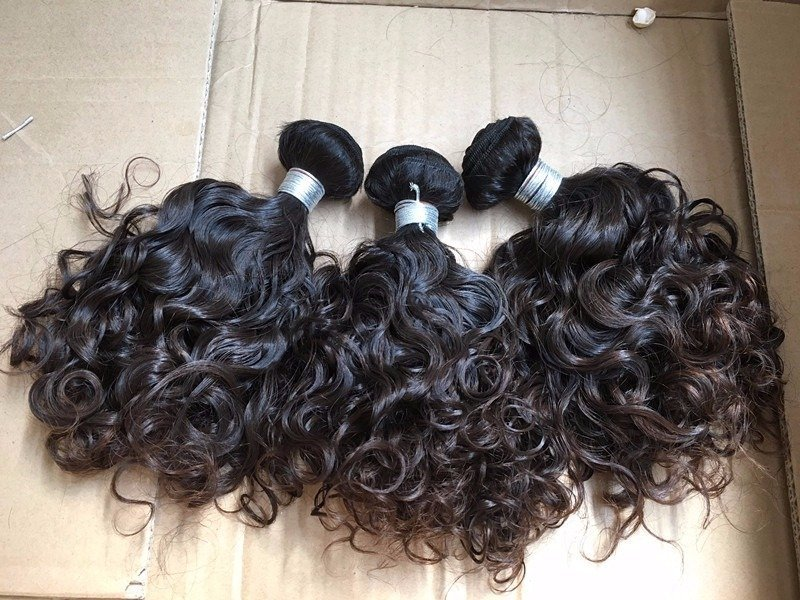 Deep Wave Human Hair