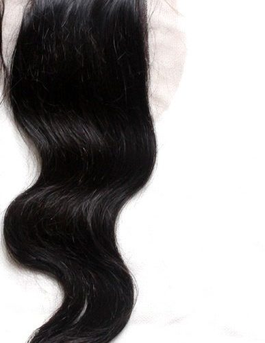 Natural Straight Closure lace2