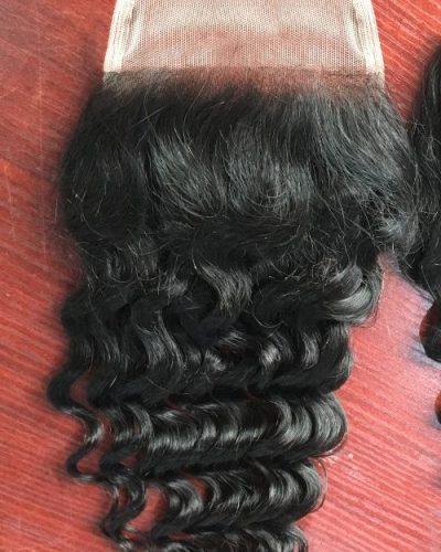 deep curly closure