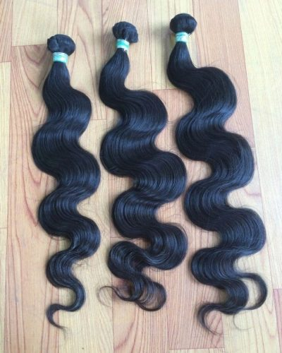 Three Bundle Human Hair Deals