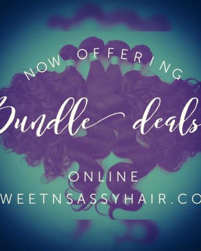Three Bundle Human Hair Deals