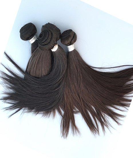 Burmese Straight Hair Weave