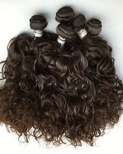 Eurasian Deep wave hair