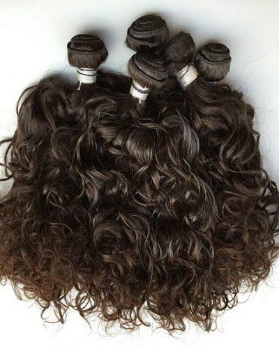 Eurasian Deep wave hair