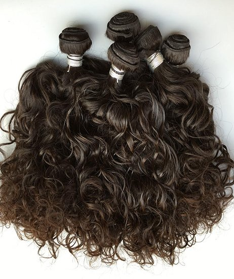 European Deep wave hair