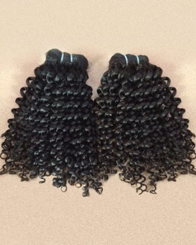 European Kinky Curly Hair