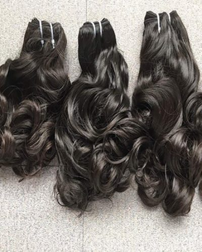 Indian Bouncy Wave Hair