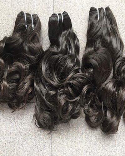 Indian Bouncy Wave Hair