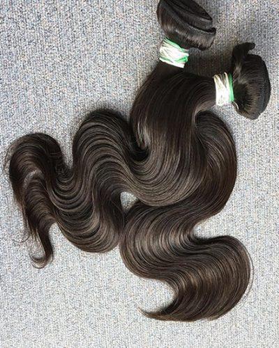 Mongolian Body wave Hair