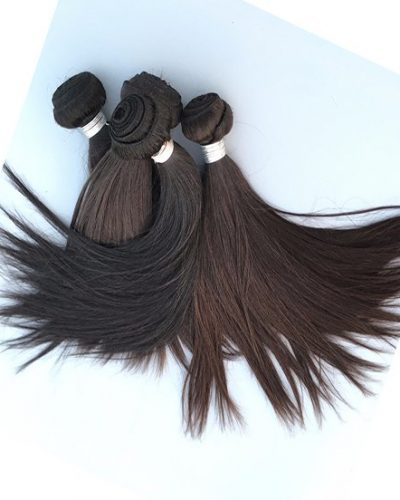 Mongolian Straight Hair Weave