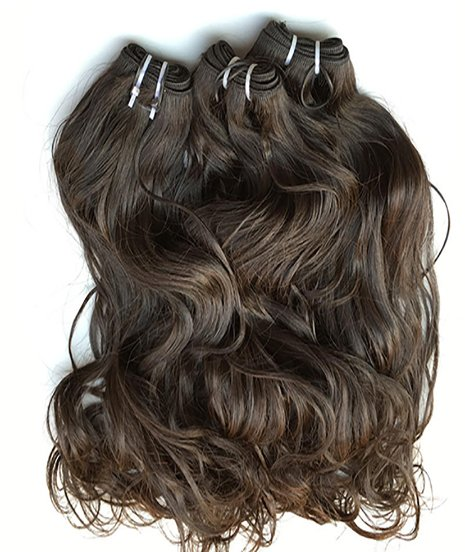 Russian Natural Wave Hair Weave