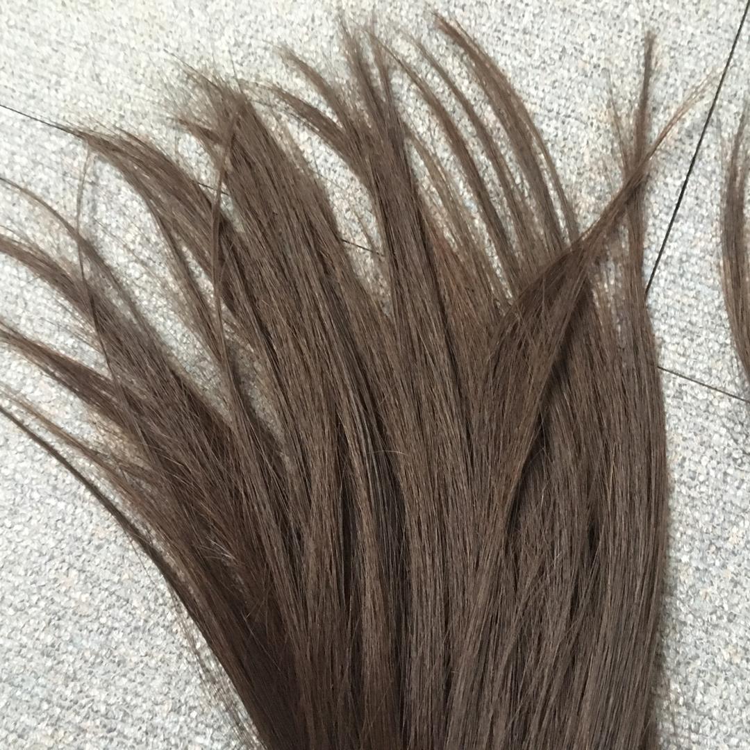 Straight hair weave 2